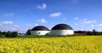 Biogaz issu de déchets organiques